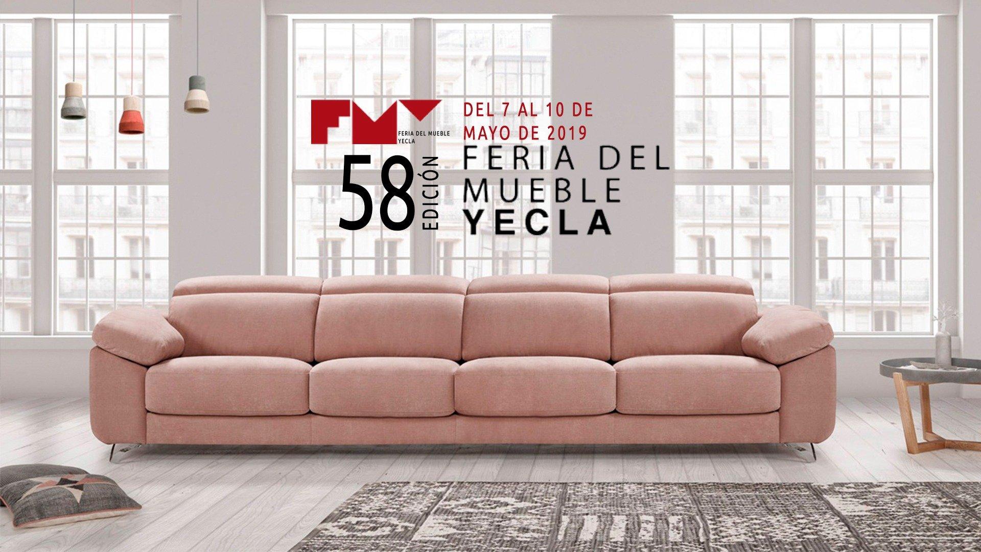 feria de mueble yecla 2019