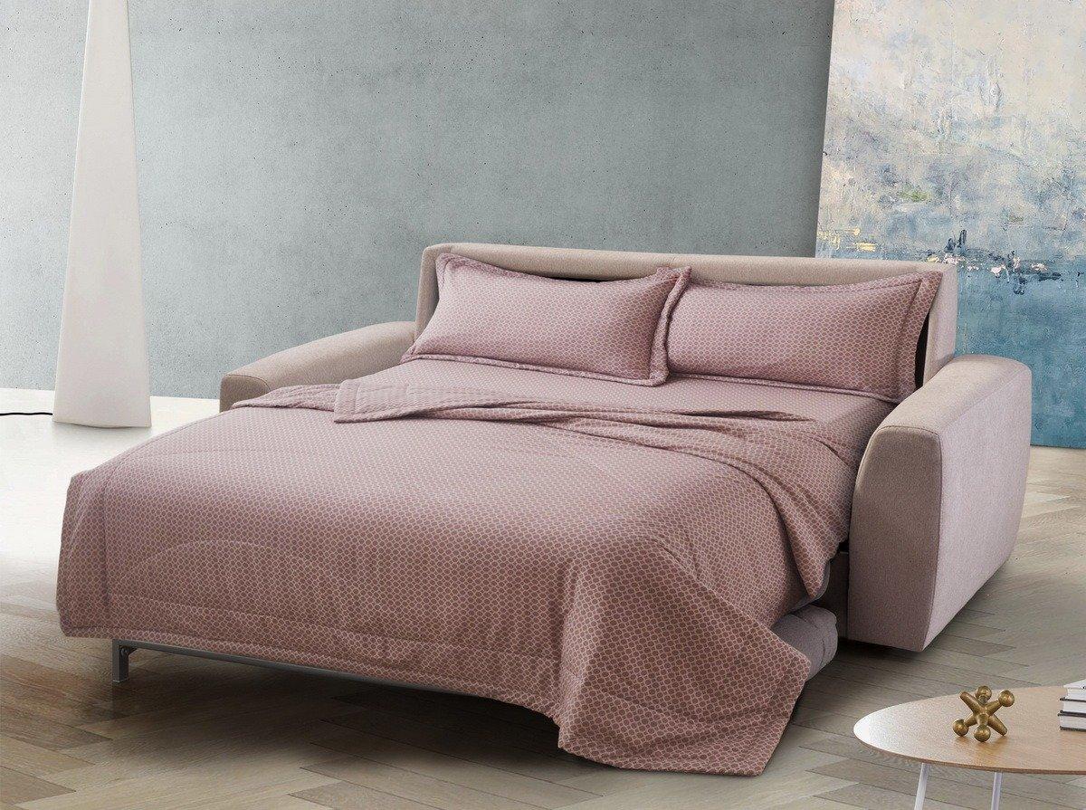 Sofá cama modelo Maya abierto